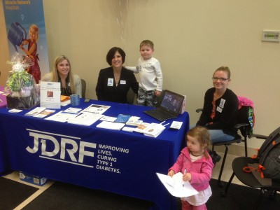 Diabetes Awareness Event at The Hartford